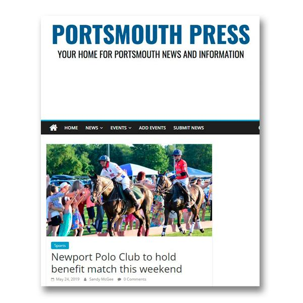 Media - Newport International Polo - Polo Lessons - Polo